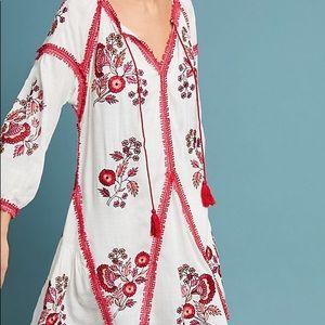 Ranna Gill Hadley embroidered tunic